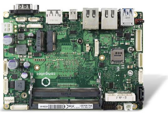 Tarjeta CPU con procesador de alta potencia