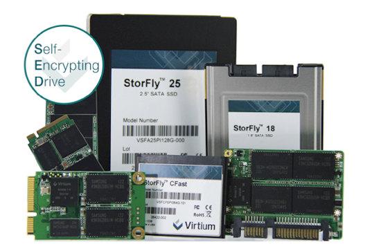 Unidades SSD basadas en 3D NAND