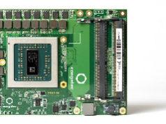 Módulo COM Express Tipo 7 con procesador AMD