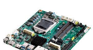 Placa CPU THIN Mini-ITX para Intel Core de octava generación