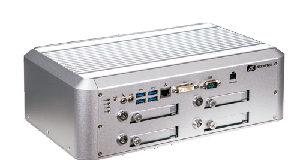 PC embebido para transporte con E/S modular