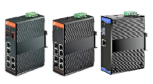 Switches con PoE boost industriales