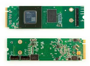 FPGA con RAM para desarrollo en PC