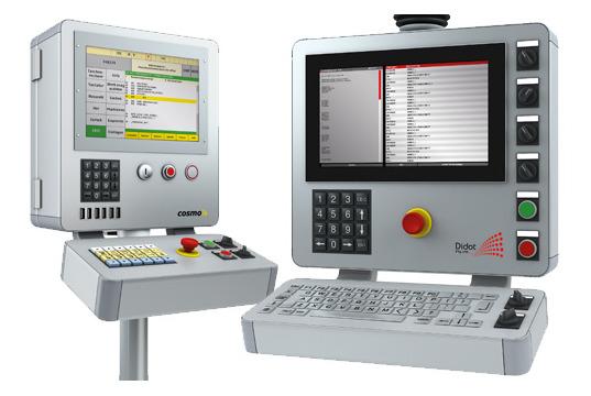 Carcasas para pantallas y equipos de control
