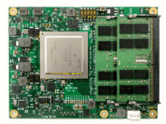 Plataforma COM Express Tipo 7 de dieciséis núcleos