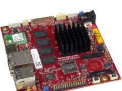 Tarjetas basadas en ARM con E/S inalámbricas