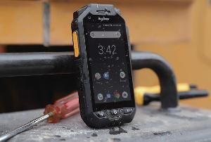 Smartphone industrial PTT