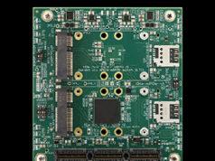 Módulos carrier PCIe/104 con expansión flexible