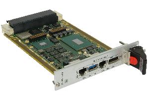 Placa VPX 3U con procesador de seis núcleos
