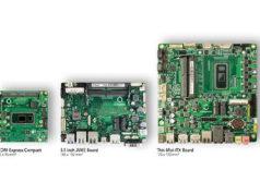 Tarjetas CPU con procesadores Intel Core Mobile de octava generació
