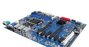 Tarjetas base ATX con procesadores de octava generación