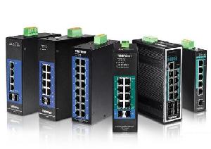 Protocolo ERPS tolerante a fallos para switches industriales