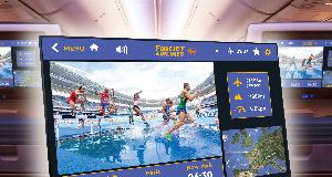 """Pantalla TFT 4K2K de 13,3"""" para aplicaciones multimedia"""