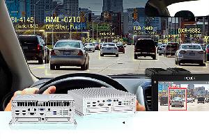 Box PC para vehículos con funciones AI edge computing