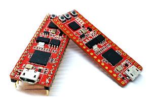 Placa de desarrollo para FPGAs makers