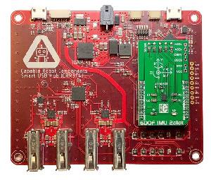 Hub USB programable