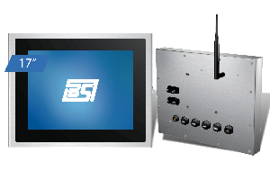 Paneles PC IP66 VESA muy rugerizados