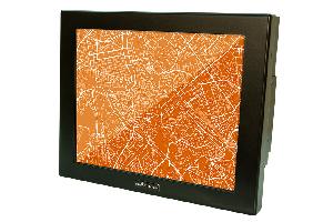 Monitor LCD industrial rugerizado