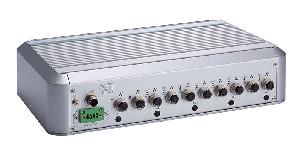 Box PC para transporte con switch PoE incorporado