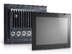 """Paneles PC industriales de 10"""" sin ventilador"""