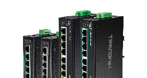 Switches Fast Ethernet industriales