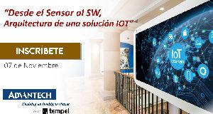 Arquitectura de una solución IIoT