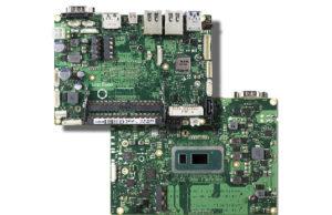 Tarjetas CPU con procesadores Intel Core Mobile de octava generación