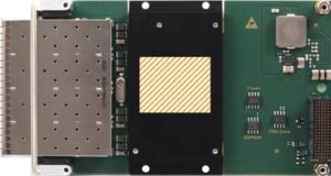 Interfaz GbE XMC para cobre y fibra óptica
