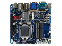 Placa Mini-ITX con Quad Gigabit LAN