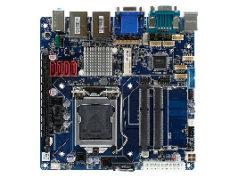 Placa Mini-ITX con Quad Gigabit LAN