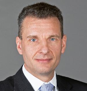 Jens Holzhammer director general de Moxa Europa