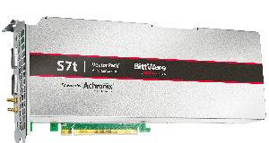 Tarjeta aceleradora con FPGA de 7 nm