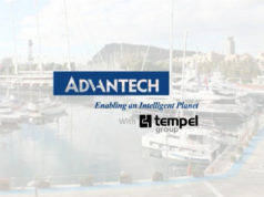 Tempel y Advantech en Barcelona Tech City