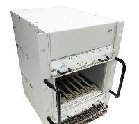 Chasis VPX 8U con seis slots 3U y soporte RTM