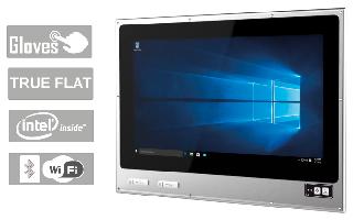 Panel PC INOX para entornos industriales exigentes