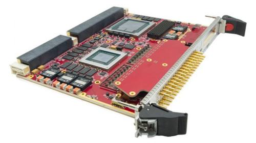 Sistema de procesamiento RF VPX 6U para proyectos militares