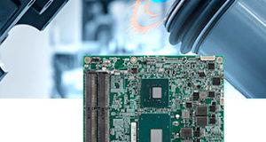 Tarjeta CPU COM con microarquitectura Intel Cofee Lake-H
