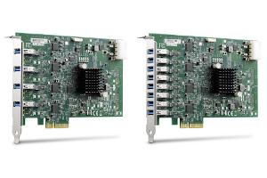 Digitalizadoras de vídeo industrial con USB 3.0