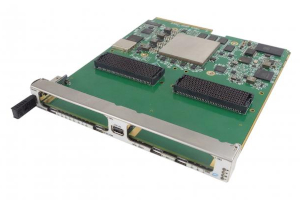 Placa FPGA portadora dual y ampliable