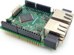 Shield Arduino con comunicaciones EtherCAT