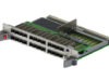 Switch Ethernet 6U para sistemas VME