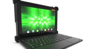 Tablet rugerizado con pantalla de 10,1 pulgadas