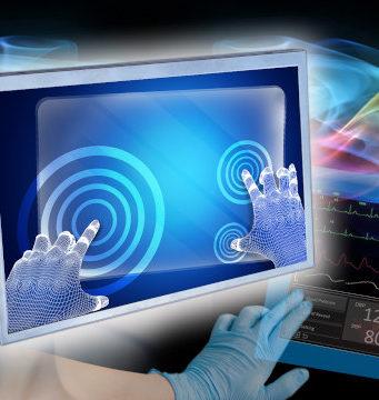 Módulos LCD de pantalla táctil