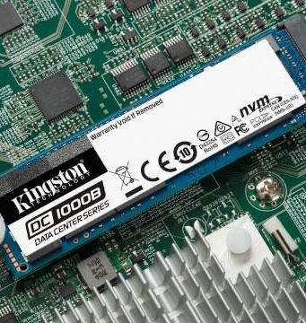 SSD M.2 NVMe para centros de datos