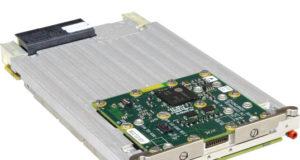 Procesador VPX 3U con interfaz óptica