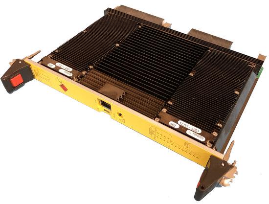 Tarjetas de almacenamiento VPX 100GbE con alineación SOSA