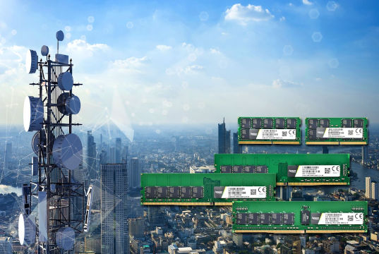 Memoria de 32 GB DDR4 industrial