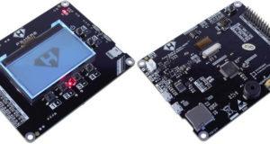 Placa de desarrollo ARM de bajo consumo