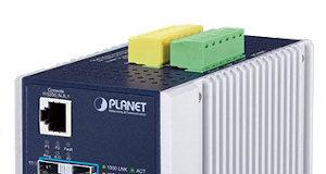 Switch gestionado L3 Ethernet PoE