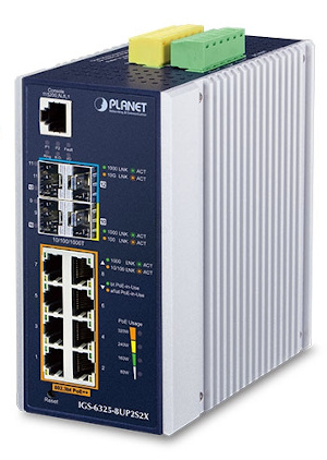 Switch gestionado L3 Ethernet PoE